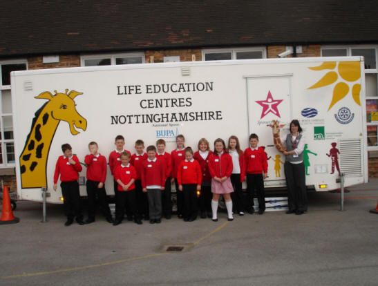 Life Education Nottinghamshire