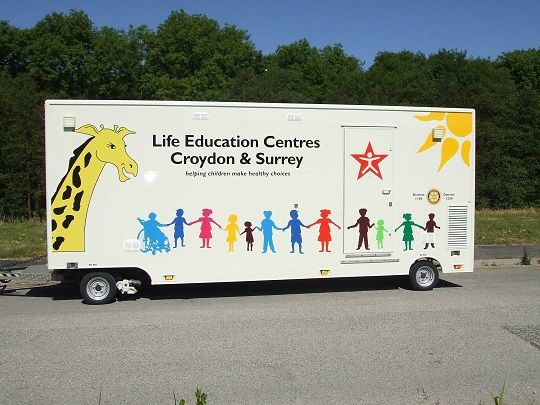 Life Education Croydon, Surrey and Sussex