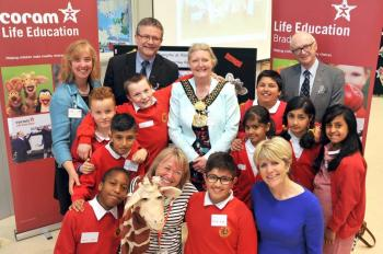 Celebrating 25 Years of Helping Children in West Yorkshire Make Healthier Choices